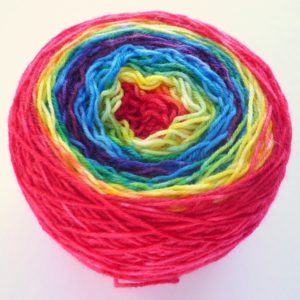 North Country Sock - Rainbow