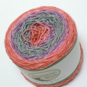 North Country Sock - Alpine Glow