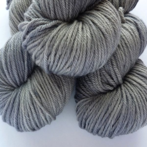 Heights Worsted - Gray Matter