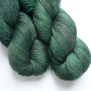 Hand Dyed Lace Yarn